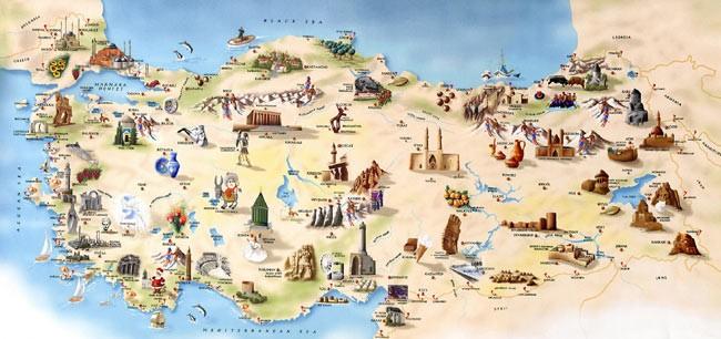 Entdecken Sie die Wunder der Türkei mit uns!